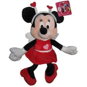 Disney / Nicotoy - 587/9108 - Peluche Minnie Love You - 25 cm