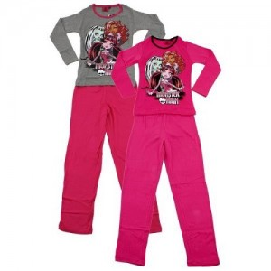Filles Monster High Full Length Pyjama
