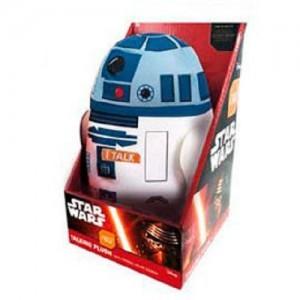 Peluche Star Wars De 24cm et Son - Model Al�atoire - L'Unit�