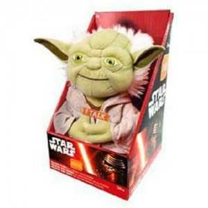 Yoda : Peluche Star Wars De...