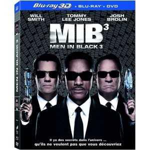 Men in Black 3 BLU-RAY 3D +...