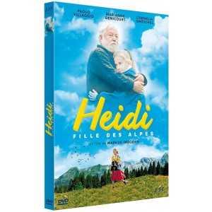 Heidi Fille des Alpes - DVD NEUF