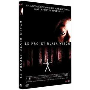 Le Projet Blair Witch DVD NEUF