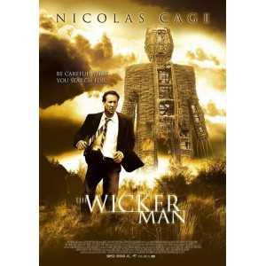 The Wicker Man DVD NEUF