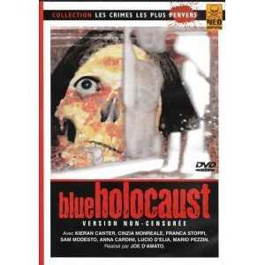 Blue Holocaust DVD NEUF