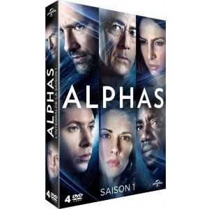 Alphas-L'intégrale de la Saison 1