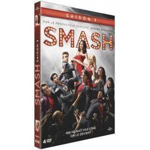 Smash : Saison 1 COFFRET 4...