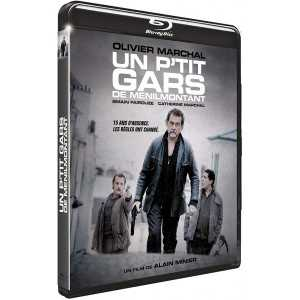 Un p'tit Gars de Menilmontant-BRD [Blu-Ray]