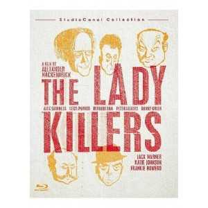 The Ladykillers BLU-RAY NEUF