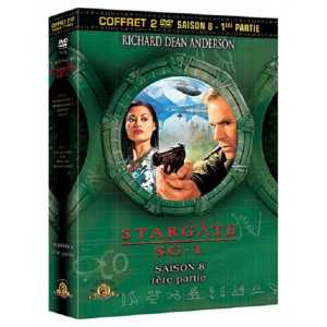 Stargate SG1 - Saison 8, Partie A - Coffret 2 DVD