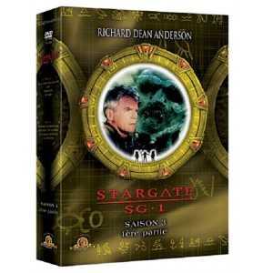 Stargate SG1 - Saison 3, Partie A - Coffret 2 DVD