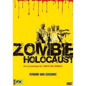 Zombie Holocaust DVD NEUF