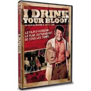 I Drink Your Blood DVD NEUF
