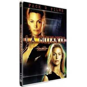 La Mutante 1 + 2 DVD NEUF
