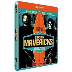 Chasing Mavericks BLU-RAY NEUF
