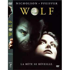 Wolf DVD NEUF