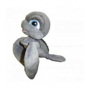 Peluche RICKY (2) Gipsy 20 cm Gris - Personnage en peluche - NEUF
