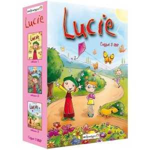 Lucie COFFRET DVD NEUF