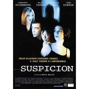 Suspicion DVD NEUF