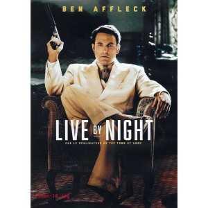 Live by night DVD NEUF