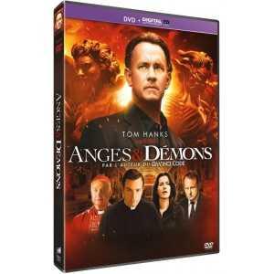 Anges & démons DVD NEUF