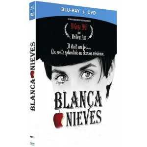 Blancanieves BLU-RAY + DVD...