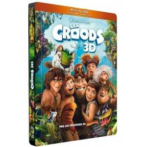 Les Croods COMBO BLU-RAY 3D...