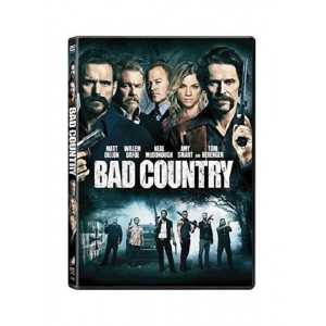 Bad Country DVD NEUF