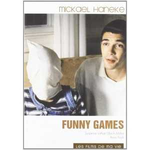 Funny games DVD NEUF