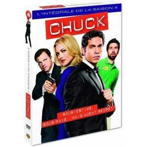 Chuck L'intégrale de la...