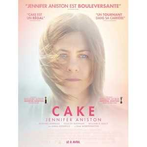 Cake DVD NEUF