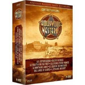 Hollywood Westerns 8 Films...