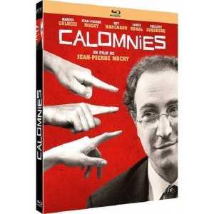 Calomnies BLU-RAY NEUF