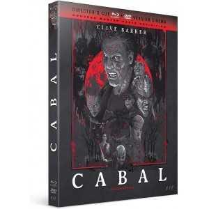 Cabal COMBO BLU-RAY + DVD NEUF