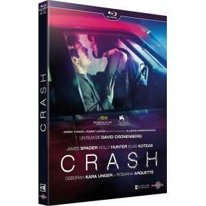 Crash BLU-RAY NEUF