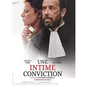 Une Intime Conviction DVD NEUF