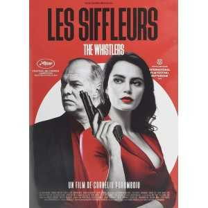 Les Siffleurs DVD NEUF