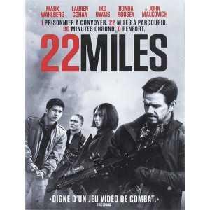 22 Miles DVD NEUF