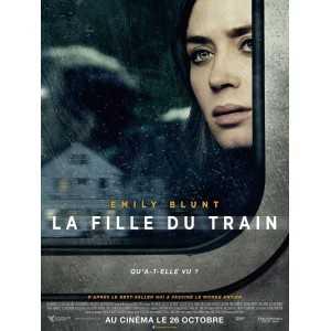 La Fille du train DVD NEUF
