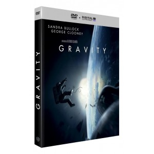 Gravity DVD NEUF