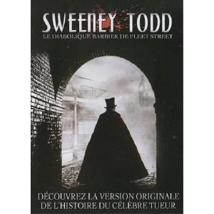 Sweeney Todd DVD NEUF