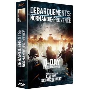 Débarquements : Normandie -...