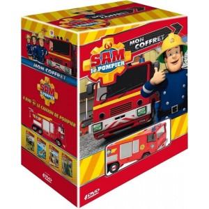 Sam Le Pompier, Mon Coffret...