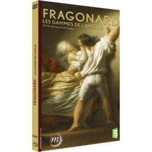Fragonard amoureux DVD NEUF