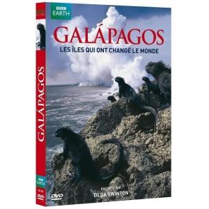 Galápagos, les îles qui ont...