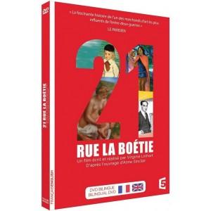 21 rue La Boétie DVD NEUF