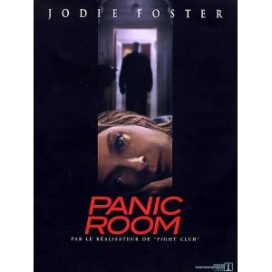 Panic Room DVD NEUF