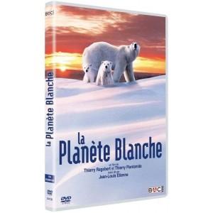 La Planète Blanche DVD NEUF