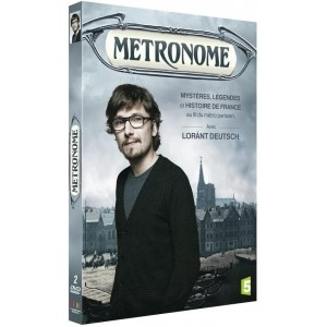 Métronome DVD NEUF