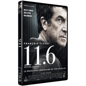 11.6 DVD NEUF